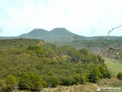 Meandros Río Tajo–Reto Senderista;tetas de viana viana de jadraque viajes personalizados pueblos